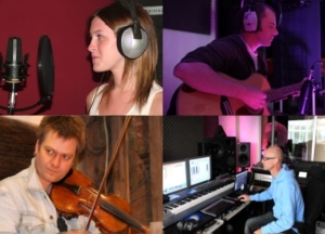 Book your Sixties Recording Studio Experience here!